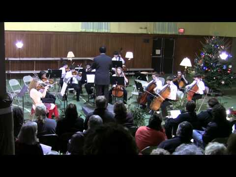 Susquehanna Waldorf School Orchestra - 01/20/2012