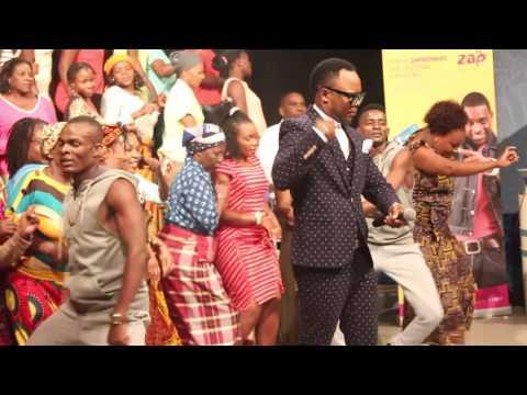 Mr Bow - Thank Jesus (Mocambique em Concerto)