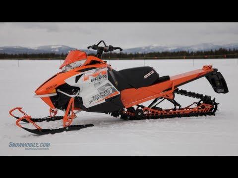 2014 Arctic Cat M8000 SnoPro