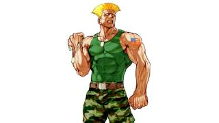 Street Fighter II Guile Theme (MMX Style)