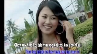 Txhob Cia Kuv Tuag Rau Kev Nco (MV KAR) - By Tsua Muas.mp4