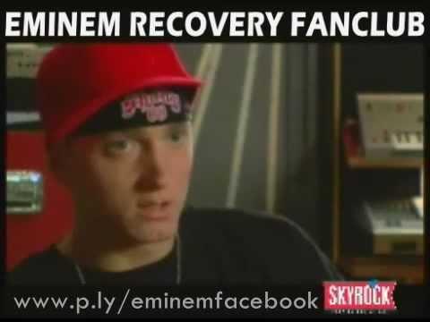 Eminem Talks About Encore,