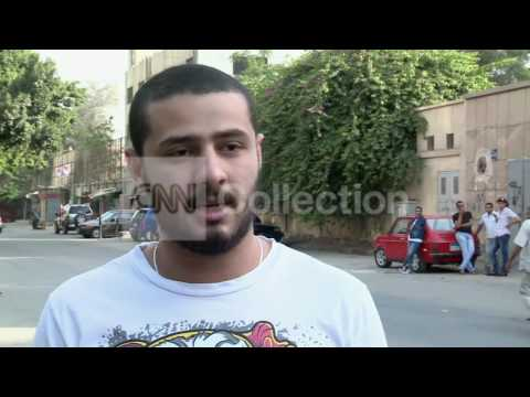 EGYPT FINAL DAY PRESIDENTIAL ELECTIONS