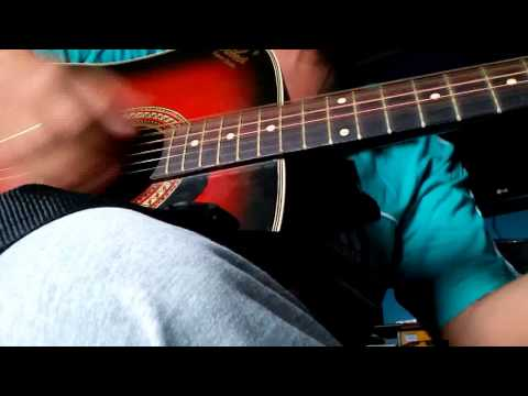 Tere Bin Sanu Soniyo (Guitar Cover) Unplugged