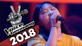 PSY- Gangnam Style (Eun Chae Rhee) | The Voice of Germany | Blind Audition