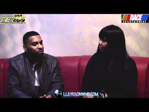 Ginuwine Interview with AllEyesOnWho.com