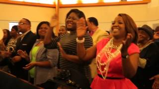 Mount Salem Video - Union Baptist in Winston-Salem Sunday Happy
