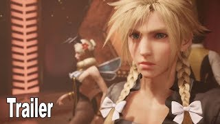 Final Fantasy VII Remake - New Trailer Featuring Theme Song [HD 1080P]