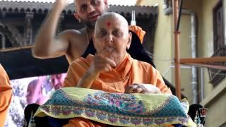Guruhari Darshan 25 Nov 2014, Sarangpur, India