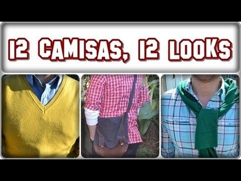 12 camisas y 12 looks para el año 2014. Moda masculina. Blog masculino. Menswear
