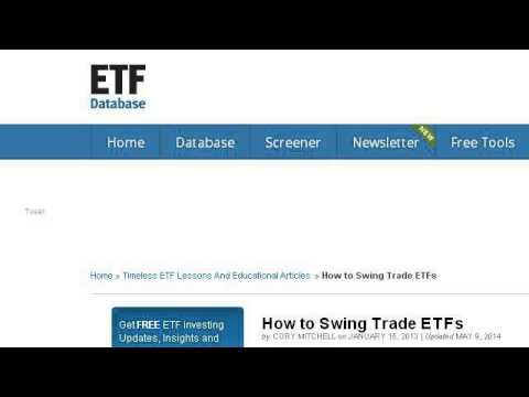 Day trading etf options