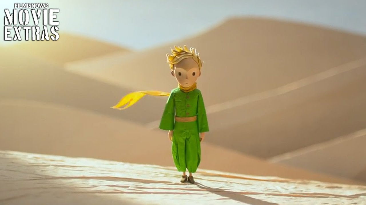 The Little Prince (2016) Featurette - Behind the Scenes