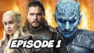 Game Of Thrones Season 8 Episode 1 Preview and Special Bonus Episode Explained