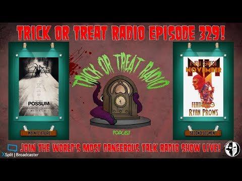 TorTR #329 - Ryan Prows Interview & Possum Film Discussion