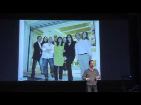 A simple idea - UP Greek Tourism: Onic Palandjian at TEDxKalamata