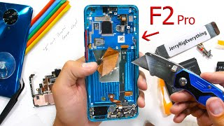 We've NEVER seen cooling like this! - Poco F2 Pro Teardown!