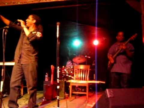 Kenny Neal - Raful Neal Bass - @ Aces Bradenton, FL March 19 2011