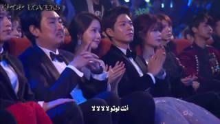 EXO Lotto & Monster AAA (Asia Artist Awards) Arabic Sub
