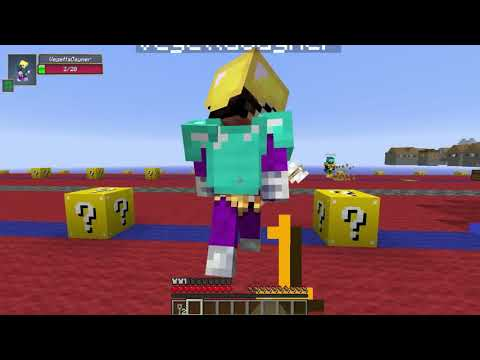 EL RITUAL SECRETOI!! c/ vegetta y sTaXx | Lucky Blocks Epic Race