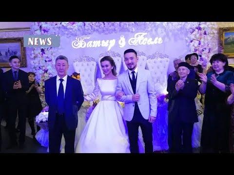 Асель Жамакаева и Батыр Байназаров официально поженились!
