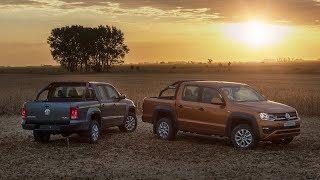 Volkswagen Amarok, sus versiones, alternativas de compra y servicios de postventa