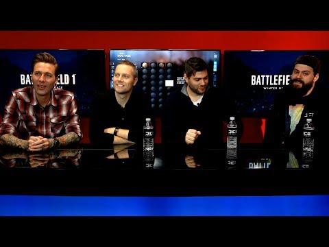 Battlefield 1 Winter Update Official First-Look Livestream