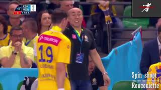 TOP 10 FAMOUS Tricks on Handball (2018) @Real.Handball