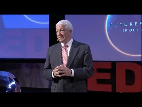 Body language, the power is in the palm of your hands: Allan Pease at TEDxMacquarieUniversity