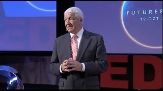 Body language, the power is in the palm of your hands   Allan Pease   TEDxMacquarieUniversity