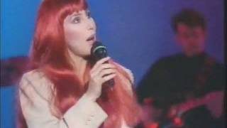 Cher - TVE1 Spain TV Show (1991) If I Could Turn Back Time