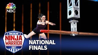 Barclay Stockett at the Las Vegas National Finals: Stage 1 - American Ninja Warrior 2017
