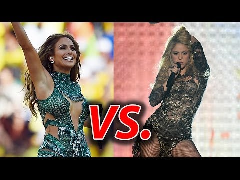 Jennifer Lopez & Pitbull World Cup 2014 Opening Ceremony: Better...