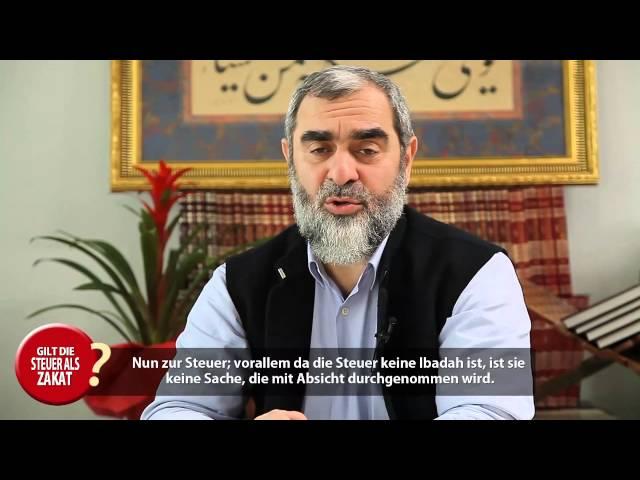 44) Gilt die Steuer als Zakat? - Deutscher Untertitel - Nureddin Yıldız