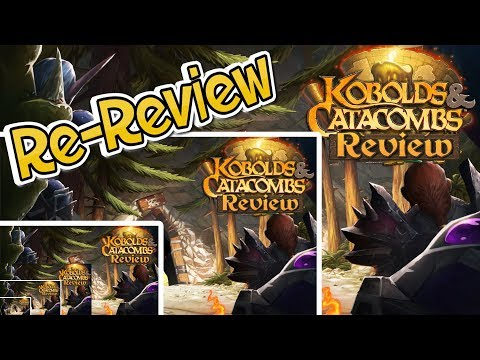 Trump Reviews Trump Reviews: Kobolds and Catacombs
