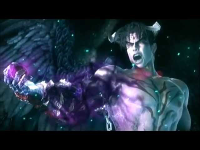 Tekken 6 All Endings HD