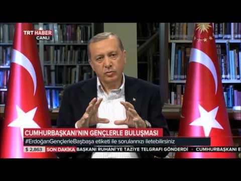 Erdoğan'dan, sosyal medya açıklaması