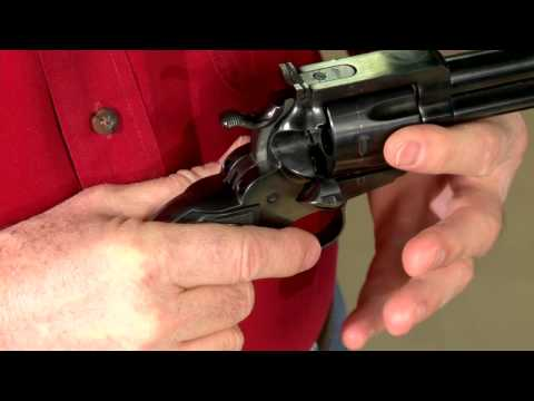 Firearm Safety - Know Your Firearm: Revolver - Gun Safety and Hunter Safety