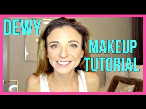 Natural Summer Glow Makeup Tutorial!