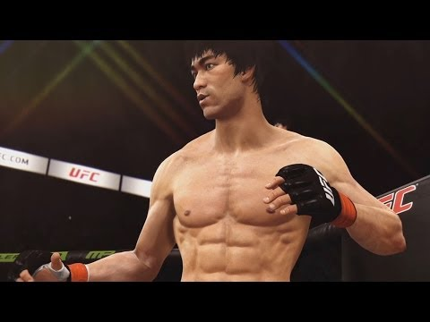 Be Bruce Lee - EA UFC 2014