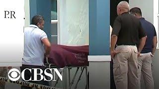 Bodies piling up amid backlog at Puerto Rico morgue