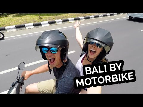 Bali Adventure By Motorbike