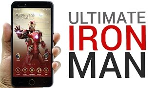 Personalización ULTIMATE: IRON-MAN Edition