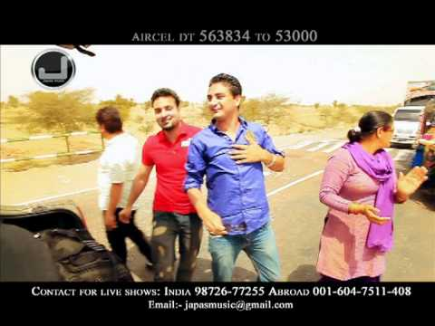 Kulwinder Billa - Nazzare [fun Shooting Time] video