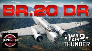War Thunder Realistic: BR.20 DR [Fun Ugly Duckling]