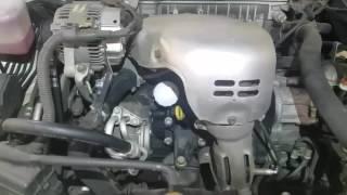 [Bảo trì xe]2000 Toyota Camry LE, thay ống cao su lọc gió.#2