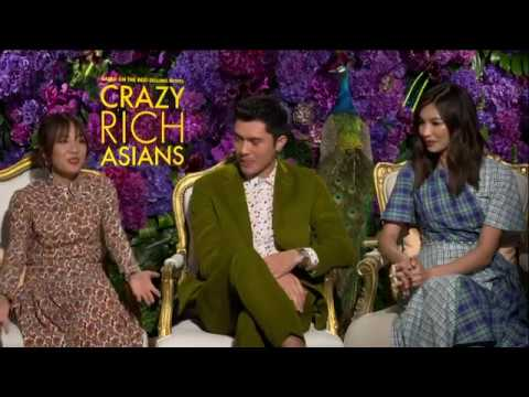 'Crazy Rich Asians' Stars Love Their Crazy Passionate Fans