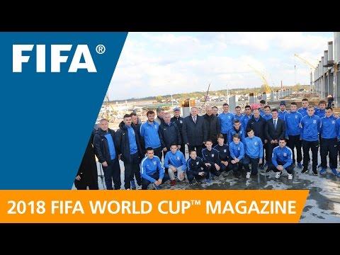 Russia 2018 Magazine: FC Baltika Kaliningrad
