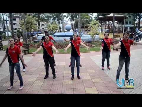 Grupo de Dan�a FJU S�o Roque apresenta a coreografia da can��o Deus da Minha Vida