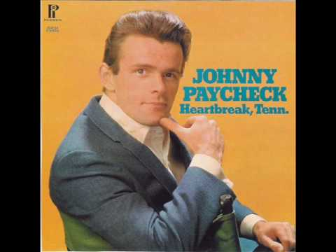 Johnny Paycheck - It Wont Be Long And Ill Be Hatin You