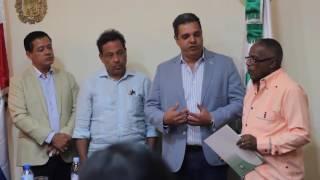 VIDEO: Haiti - Ministre de l'Agriculture rencontre plusieurs fermiers, entrepreneurs et agro-industriel Dominicains